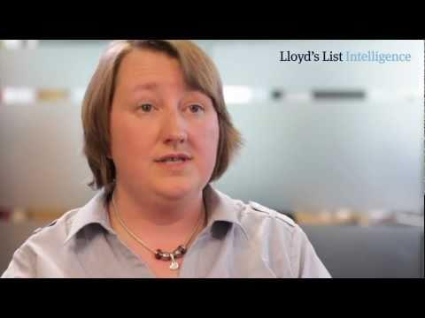 Lloyd's List Intelligence, Oil Tanker Shipping Market Analysis & Vessel Tracking - Marie Bates
