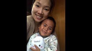Ước Mơ Con Nhỏ Bé | Bé Trang Thư | Bé Pàng và cái Tết đầu tiên