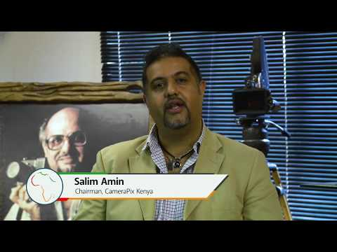 Trade with Africa Business Summit 2018 - Salim Amin