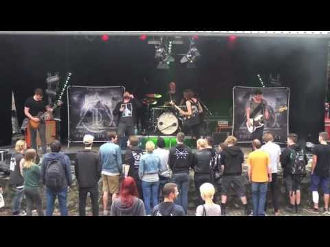 THEIR DECAY - FULL SET LIVE @ KalkwerkFestival 2013