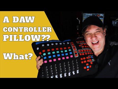 Best Daw Controller Pillow? Huh?