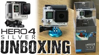 GoPro HERO4 Silver Unboxing + New Accessories!
