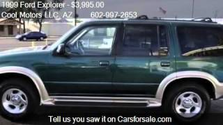 1999 Ford Explorer XLT - for sale in Phoenix, AZ 85020