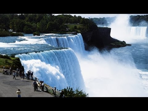 Unbelievable!!! Niagara Falls World's Most Beautiful Waterfalls