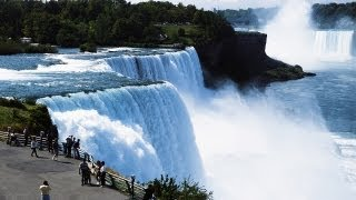 Unbelievable!!! Niagara Falls World's Most Beautiful Waterfalls thumbnail