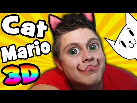видео: ВЫЖИВАНИЕ КОТИКА -||- cat mario 3d