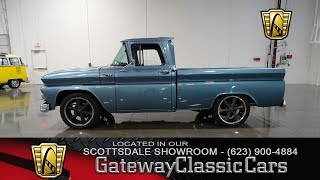 1962 Chevrolet C10 #93 Gateway Classic Cars