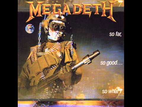 Megadeth - Set the World Afire (HQ)