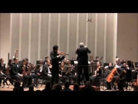 Bruch Violin Concerto No. 1