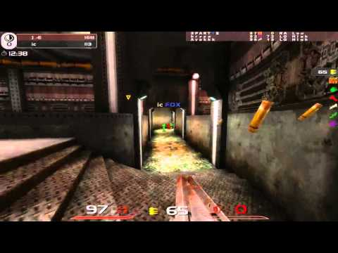 TDM on Hidden Fortress by noctis(PoV), SPART1E, krysa, Avekkk vs TOX, STERMY, L1NKIN, FOX