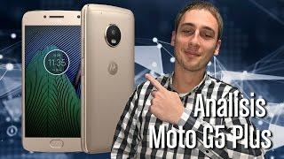 Moto G5 Plus: Nuestra opinión en el análisis más completo