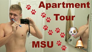 First Day / Apartment Tour @ Mississippi State University