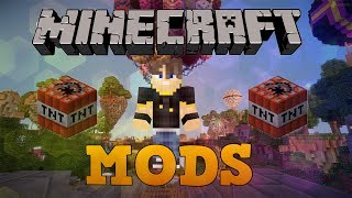 "Minecraft 1.7.2 Моды#5: All Terrain Vehicle + TMI - ""Квадроциклы!"""