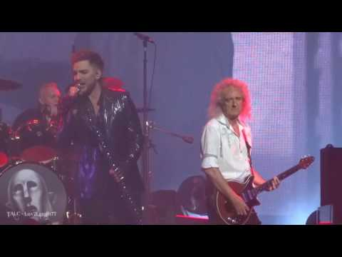 Q ueen + Adam Lambert - RGG - Prudential Center - Newark, NJ