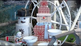 CFJC Midday - Dec 11 - Real Deals on Home Decor