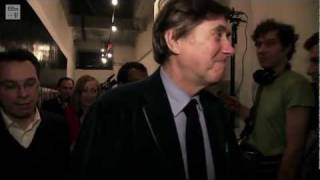 Electronic Beats presents: Best of Bryan Ferry exhibition & concert, December 2011