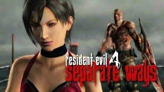 RESIDENT EVIL 4 SEPARATE WAYS #29 - Krauser E Muito dificil Para Morre (PC Pro Gameplay em Inglês)
