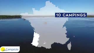 Campings dans les Landes en Aquitaine