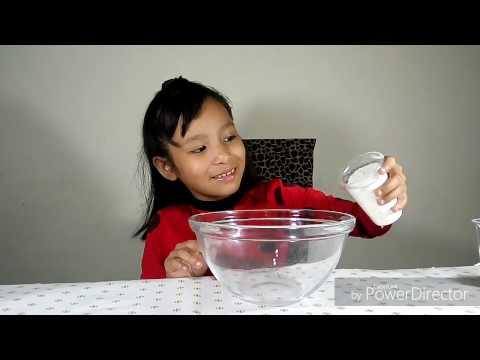 HAZ TU PLASTILINA FACIL | DIY PLAY DOH