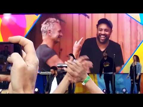 STING & SHAGGY Live From NEW YORK 2018 PART I
