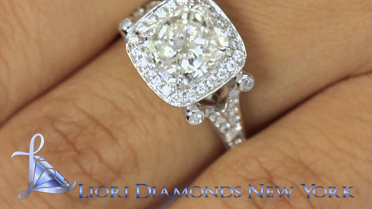 rings ring product diamond engagement platinum gia halo tacori certified radiant