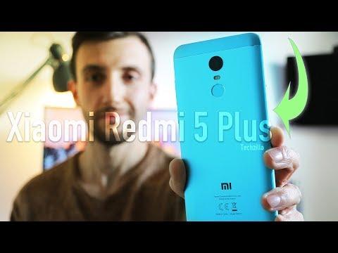 Il nuovo BEST BUY per gli ITALIANI? - Xiaomi Redmi 5 Plus Recensione