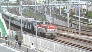 相鉄12000系 12103F 甲種輸送