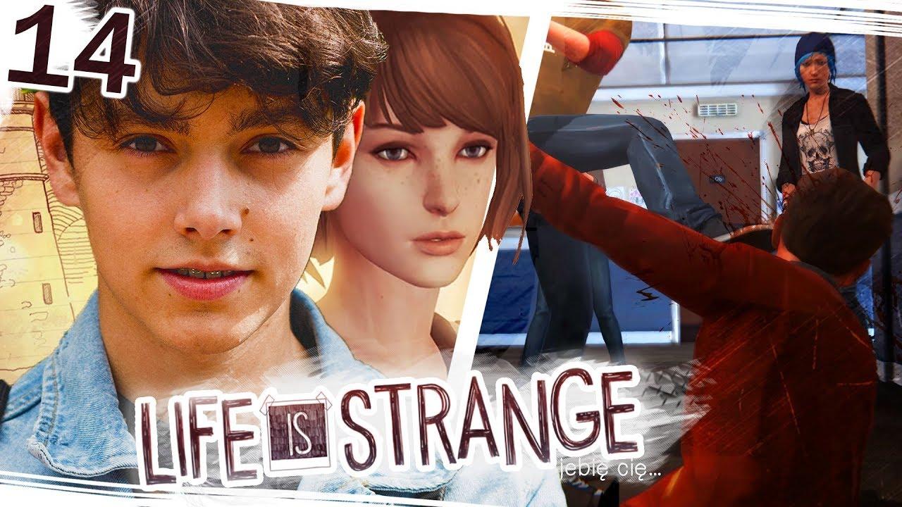 CHŁOPAK MNIE OBRONIŁ W SZKOLE – Life is Strange #14