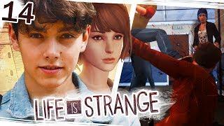 CHŁOPAK MNIE OBRONIŁ W SZKOLE - Life is Strange #14