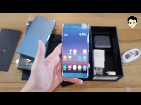 แกะกล่องแบบกาก ๆ ซัมซุง Galaxy Note FE by xenon art