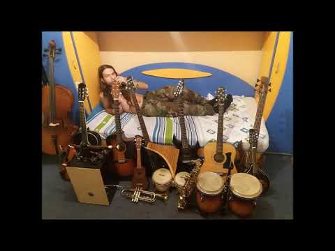 Amazing grace epic - one man 15 instruments
