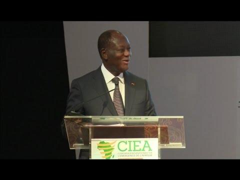 Conférence Internationale sur l'émergence de l'Afrique: Discours du Président Alassane Ouattara
