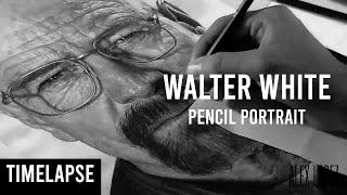Drawing Walter White (Heisenberg) from Breaking Bad