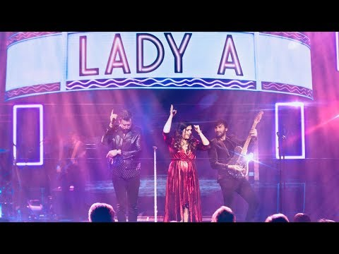 McKiddy - VIDEO: Lady Antebellum Just Kicked Off Their Vegas Residency