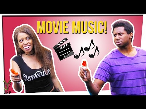 JUSTKIDDINGFILMS VS SMOSH GAMES: Movie Music Trivia