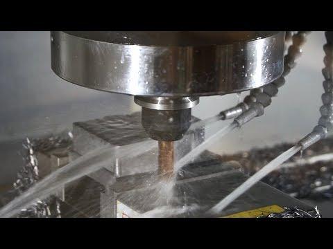 CNC Machining At Finnish National Skills Competition Taitaja2018 Tampere CNC-koneistus