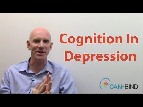 Cognitive Deficits In Major Depressive Disorder