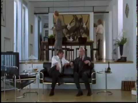 """Ausschnitt aus dem TV Film """"Verdammtes Glück"""" 1997 (mit Heinz Hoenig, Alfred Struwe)"""