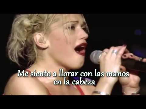 No Doubt  Don't Speak - Live Sub Español (1996)