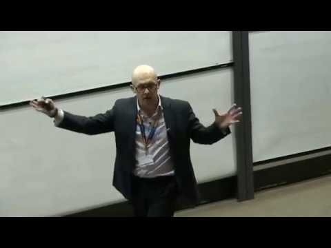 University of Oxford l Scaling the Maths of Life - Michael Bonsall