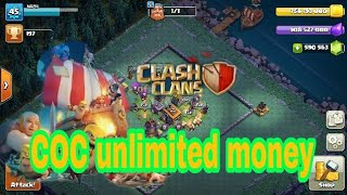 (No root)How to download Clash of Clans unlimited money