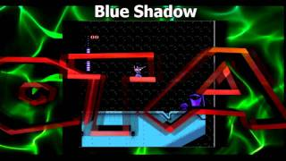 Friky Garden Blue Shadow Nintendo Nes Friky Garden