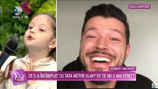 Teo Show (01.06.2021) - EXCLUSIV | SOFIA SPUNE TOT DESPRE MAMA BIANCA DRAGUSANU SI TATA VICTOR SLAV!