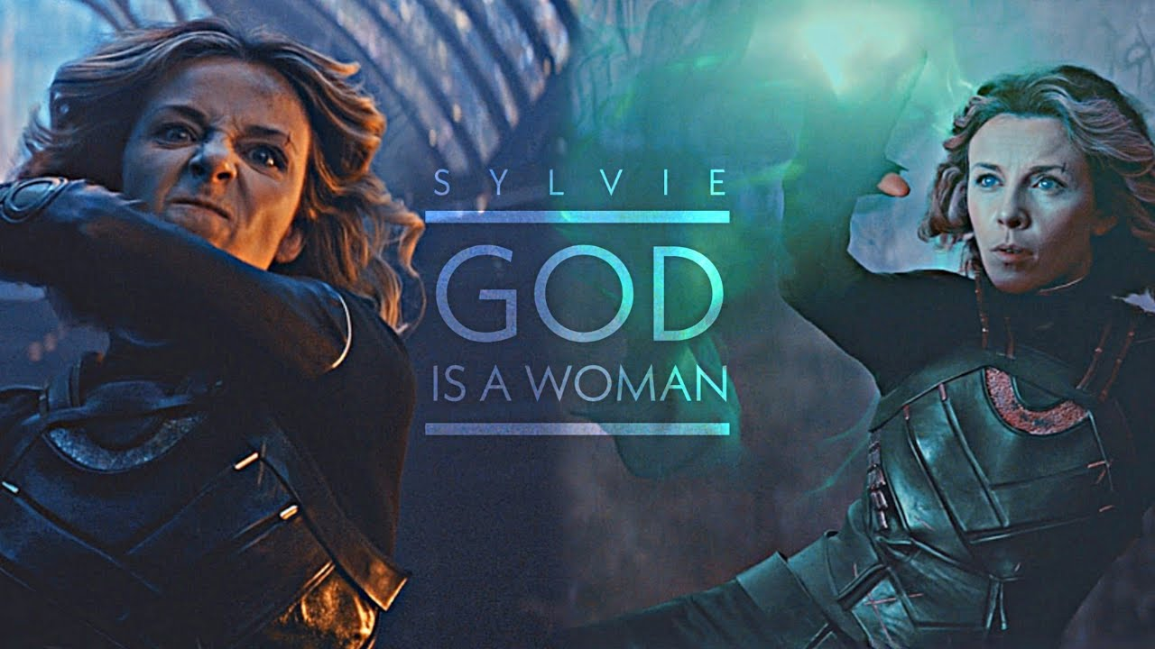 Download Sylvie || God Is A Woman