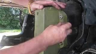 Mercruiser parts / Outdrive bellows repair tools