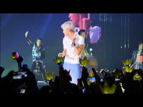 """Crayon + Fantastic Baby"" OOAK Final in Seoul"