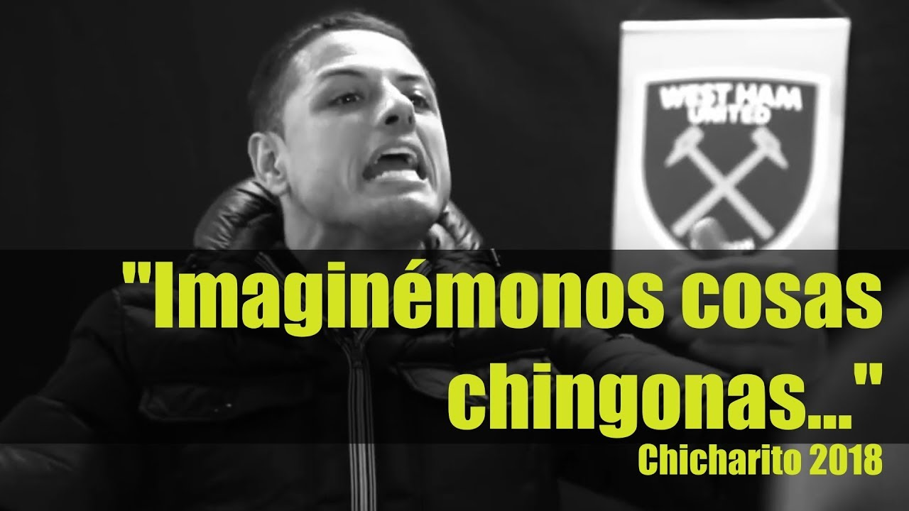 ¿Imaginémonos cosas CHING0N4S? | Víctor González