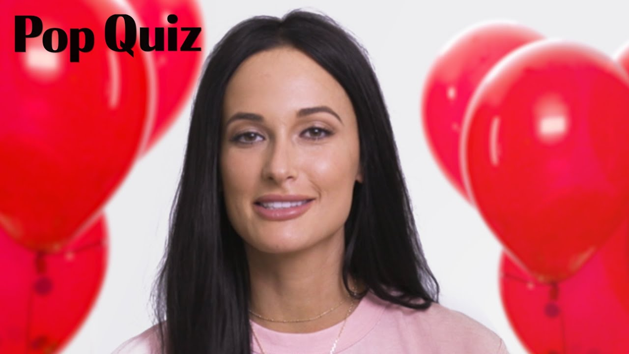 Kacey Musgraves | Pop Quiz | Marie Claire