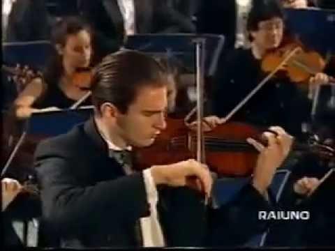 Stefan Milenkovich: N. Paganini - Moses Fantasy on the G - String