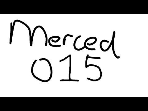 Merced 015 - UC Merced Campus Tour PT. 1